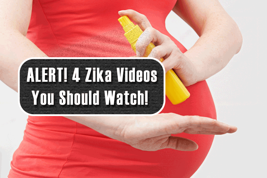 4 Zika Videos You Should Watch!